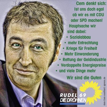 Die Grünen Zitate