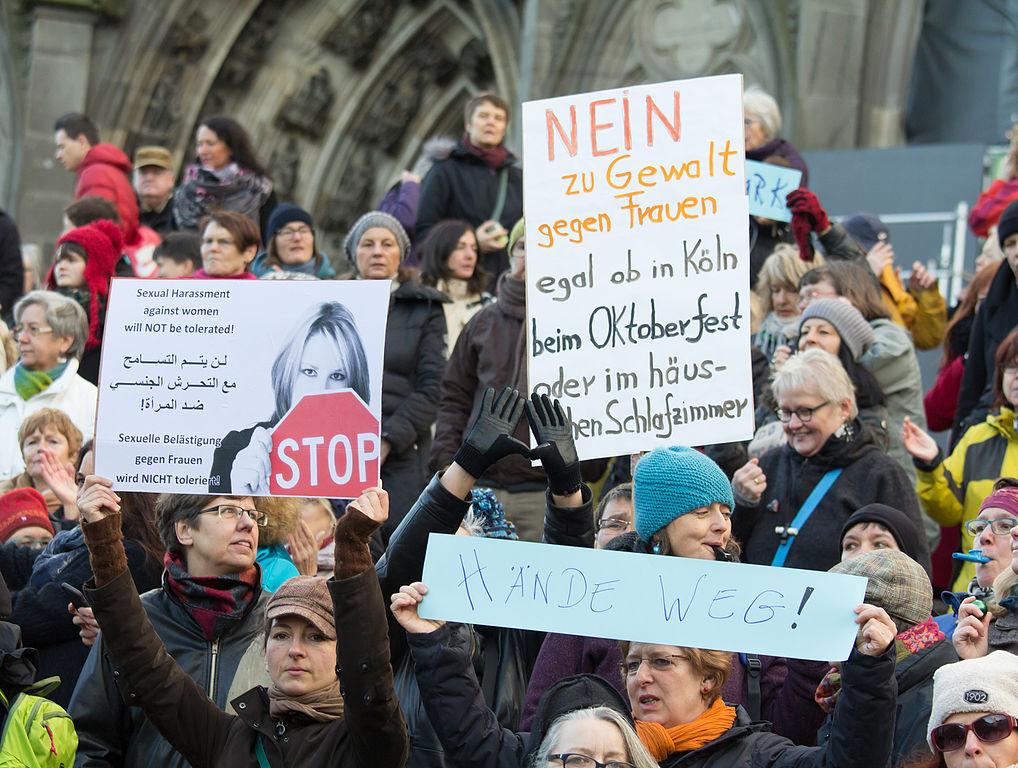 Flüchtlinge Sexuelle Belästigung