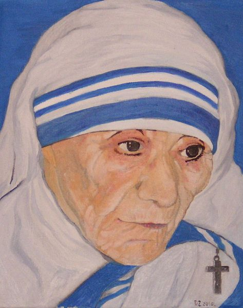 Kritik An Mutter Teresa