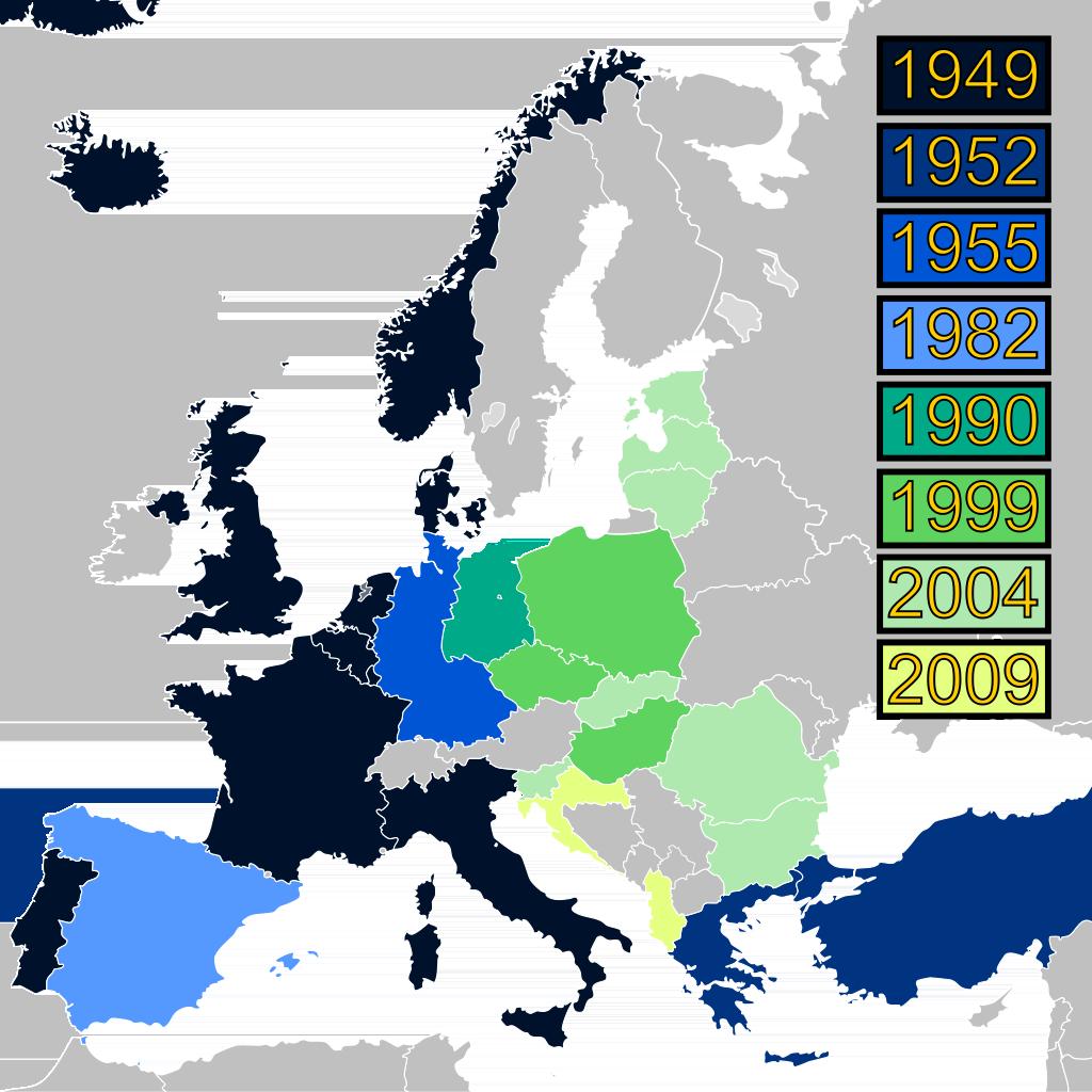 NATO, Osterweiterung