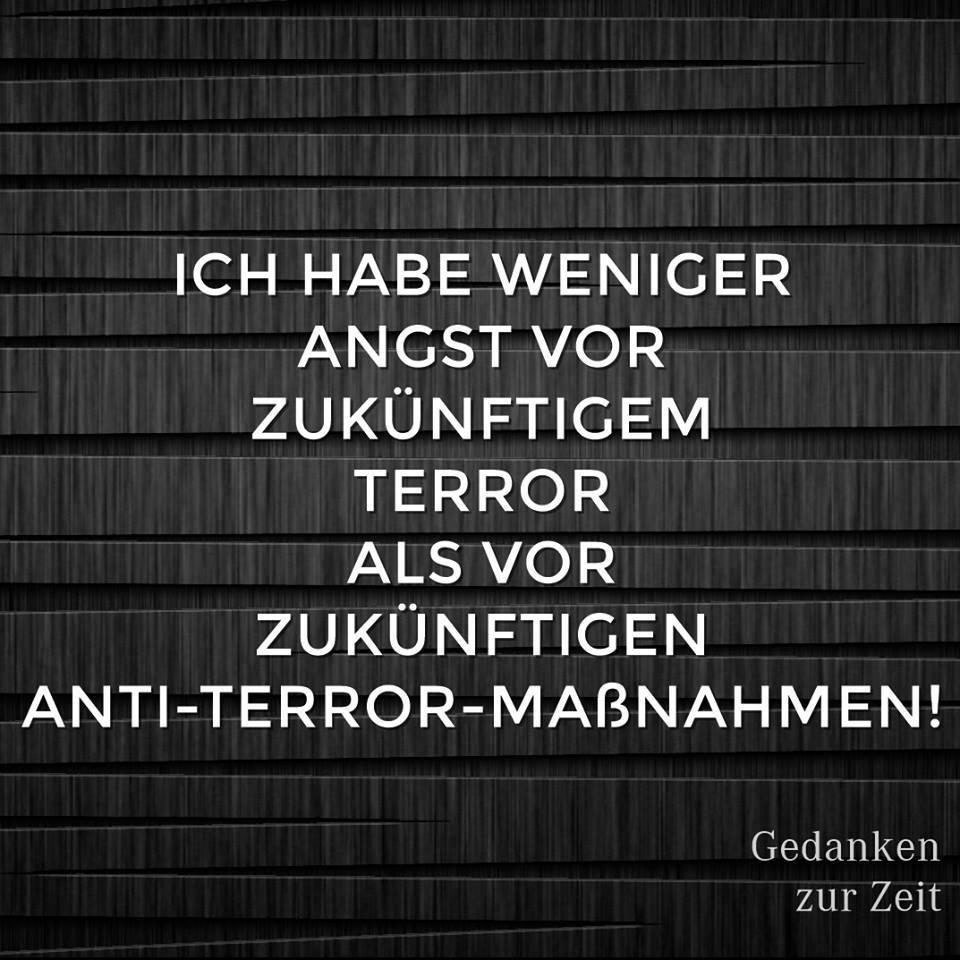 anti terror deutschland: