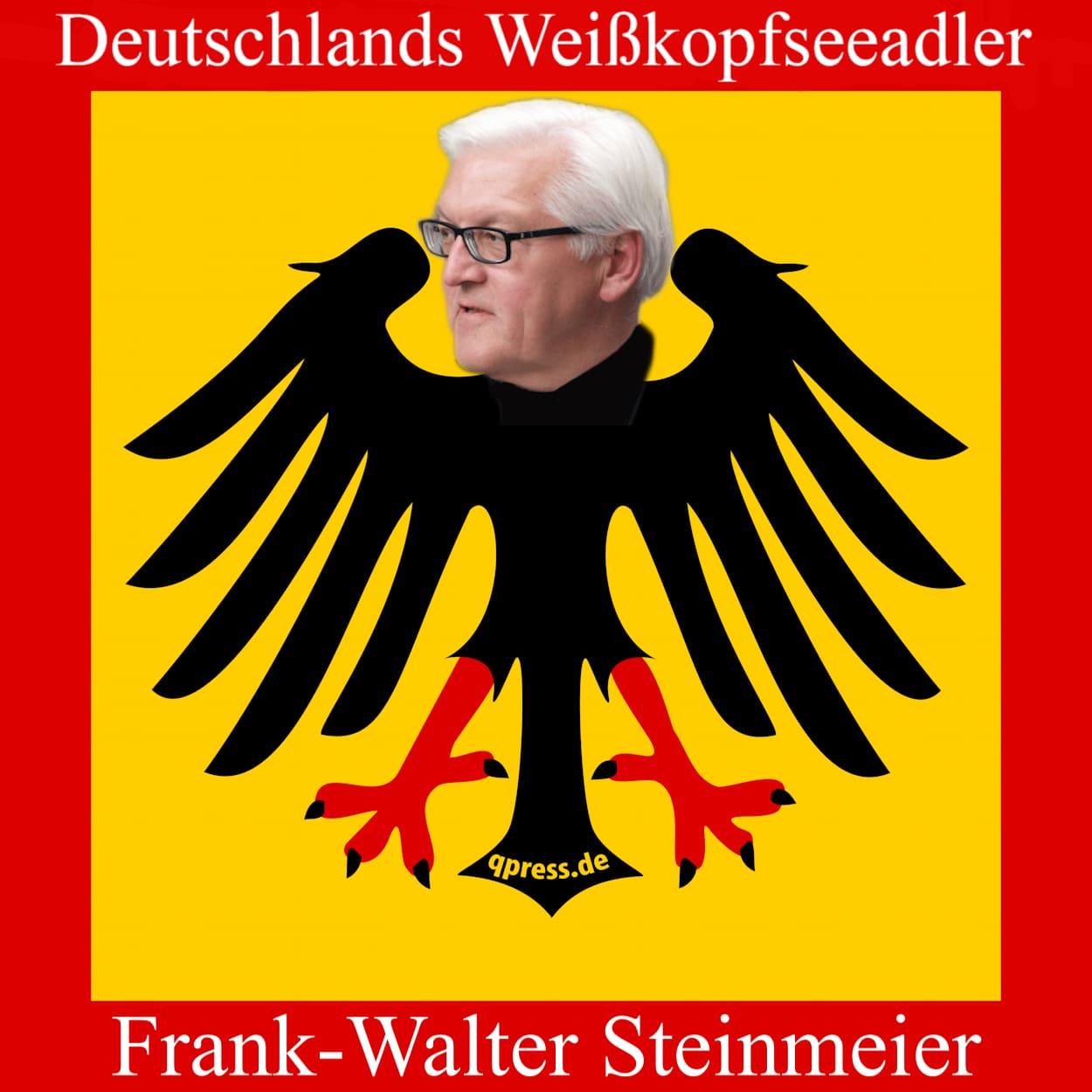 Frank-Walter-Steinmeier-Transatlantiker-transatlantische-Buendnistreue-Heuchelei-Heuchler-Schwafelpraesident-Kritisches-Netzwerk-Weisskopfseeadler-Kriegsrhetorik-Kriegstreiber