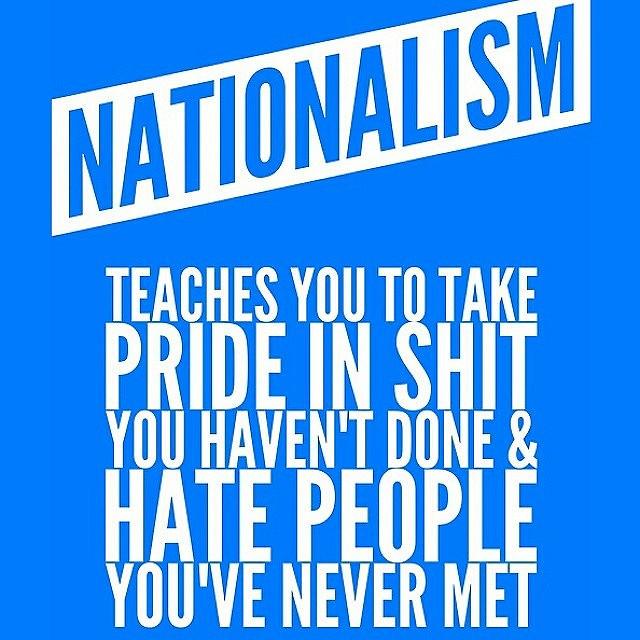 einfache begriffserklärung zu nationalismus
