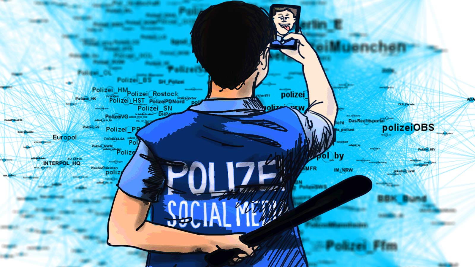 polizei_social_media_teams_polizeiaccounts_polizeibehoerden_polizeibeamte_polizeien_imagegewinn_imagepflege_influencer_kritisches_netzwerk_twitter_tweets_digitale_polizeiarbeit.jpg
