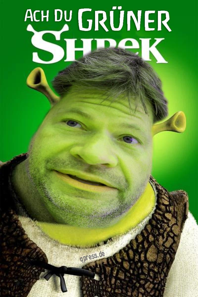 Grüne vielflieger