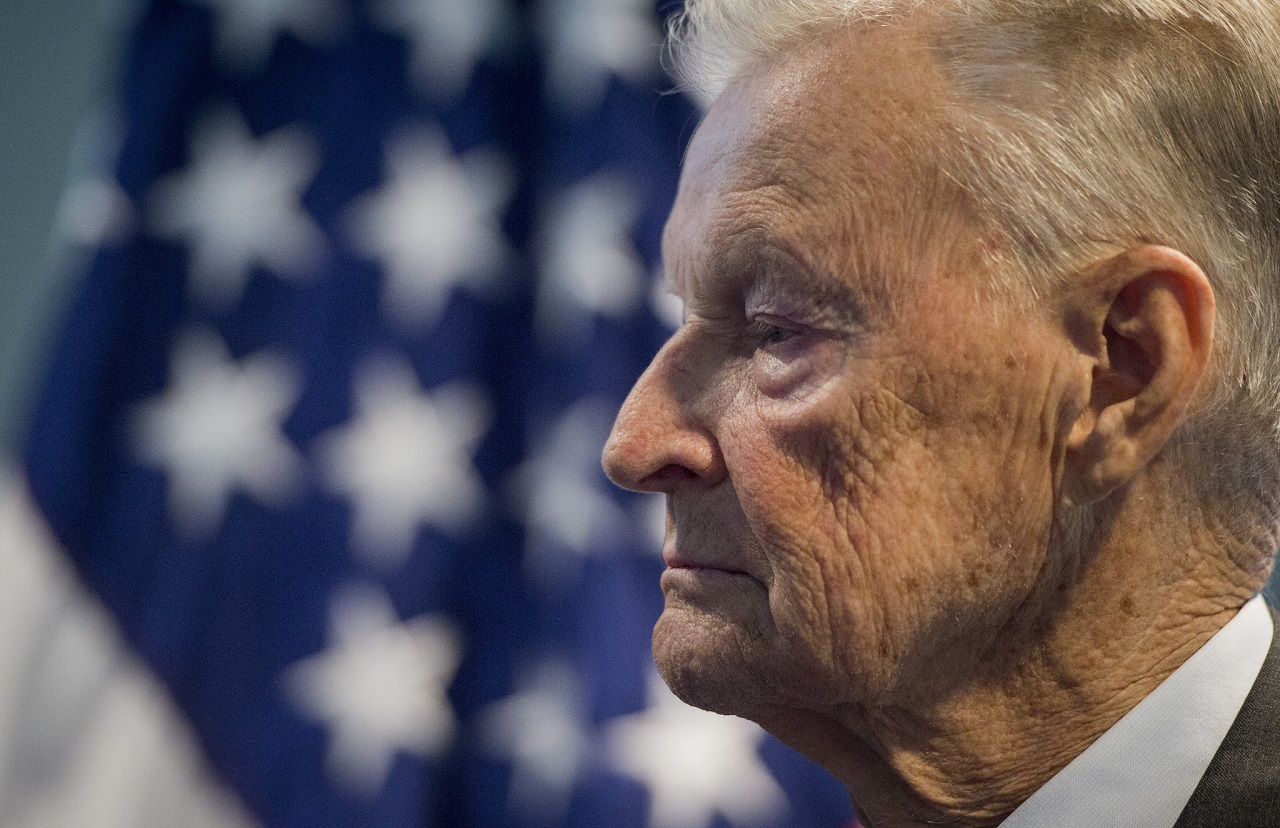 Zbigniew Kazimierz Brzezinski Geopolitik The Grand Chessboard Die einzige Weltmacht Strategic Vision Second Chance Kritisches-Netzwerk Russia Ukraine American Primacy Hegemonie